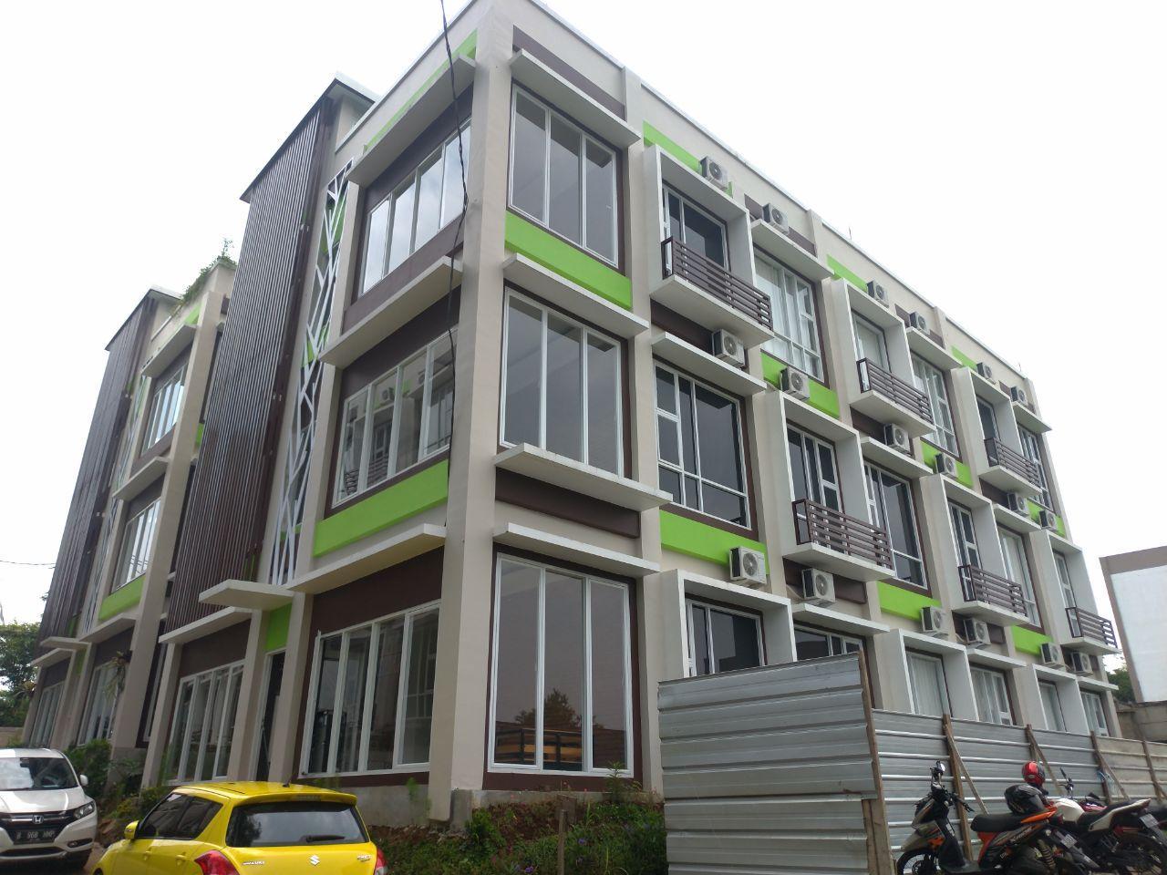 The Green Student Village Bogor