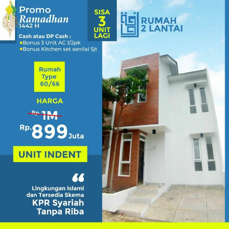 Raudhoh Residence Cibinong - 1