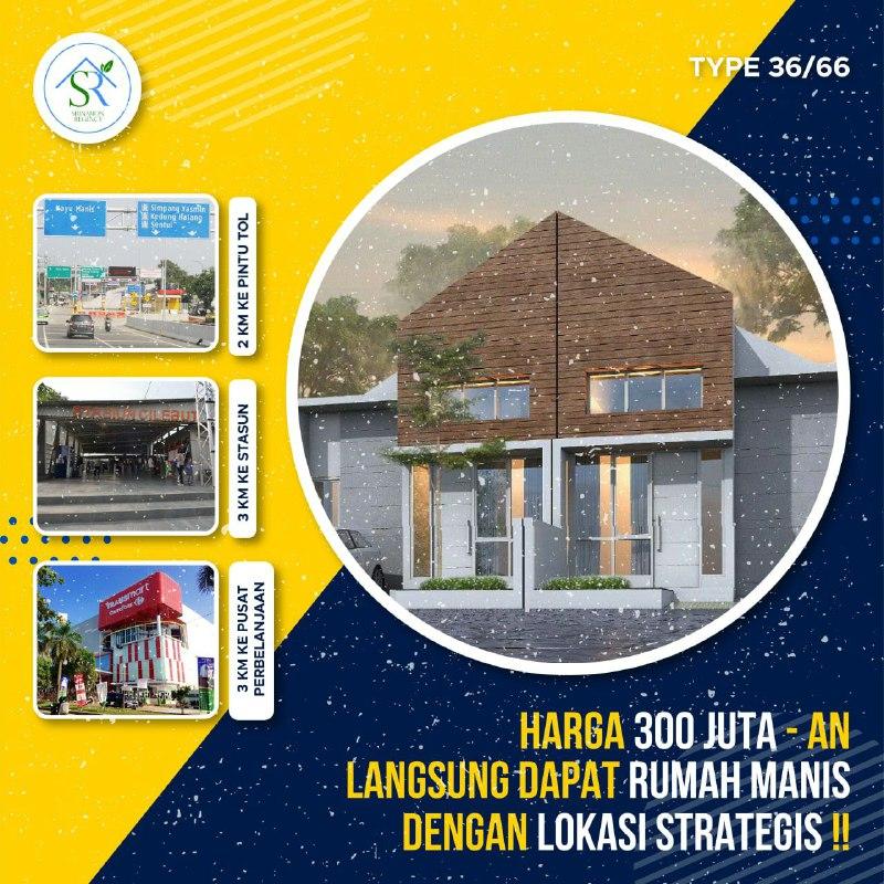 Shinamon Regency Bogor - 1
